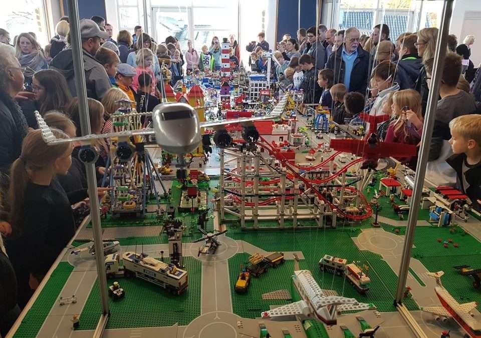Lego-Tage voller Erfolg