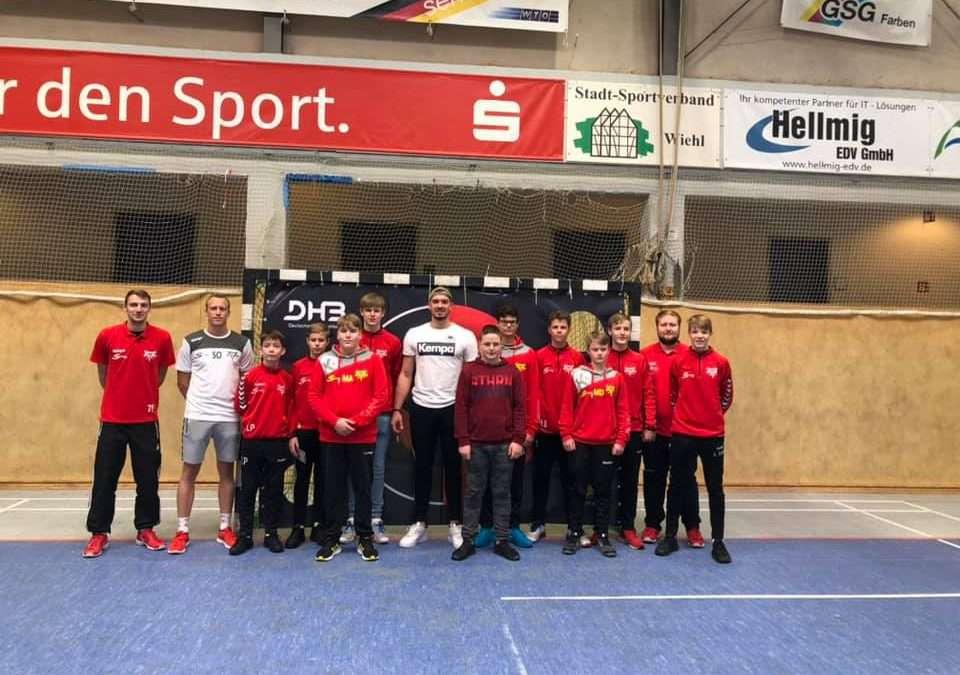 """Rückblick """"Tag des Handballs"""""""