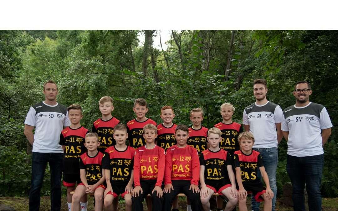 mD-Jugend – sportlich und kreativ gemeinsam durch den Lockdown