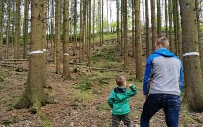 Handballpfad auf dem Pützberg  – Fit for Kids mit dem CVJM
